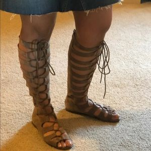 3b40bebe4e4 Women s Breckelles Gladiator Sandals on Poshmark